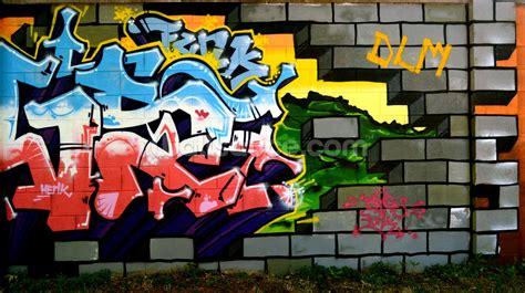 Graffiti Wall Murals Wallpaper breach the wall of graffiti wall mural breach the wall