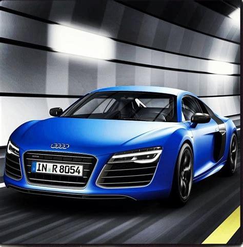 Blue Audi R8 by 28 Car Picker Blue Audi R8 Sportprojections