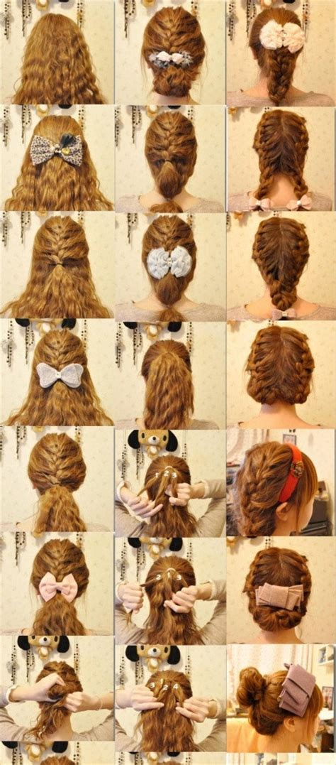 name of braiding styles 3 different braid styles braids pinterest