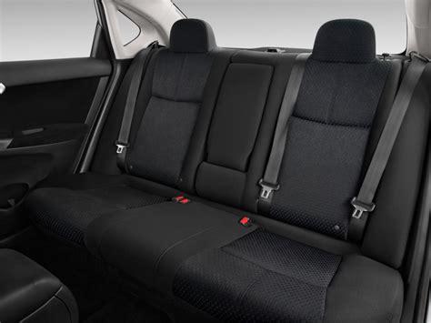 2014 nissan sentra interior backseat image 2014 nissan sentra 4 door sedan i4 cvt sr rear