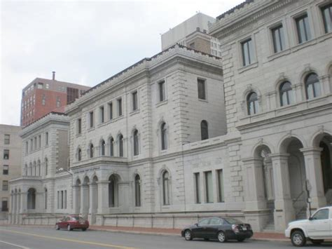 post office and custom house fourth us circuit court of