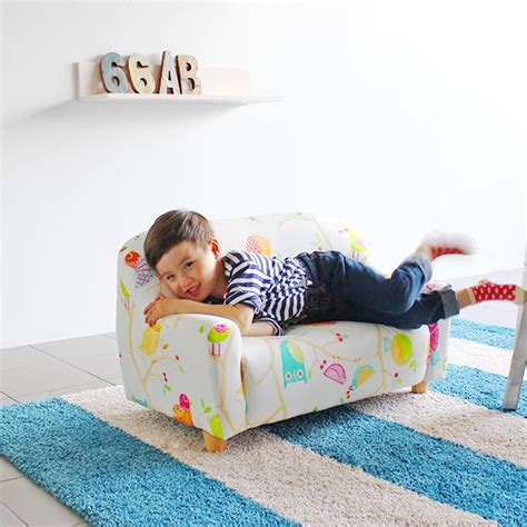 child size sofa child size sofa hip kids hudson sofa chair w toy storage