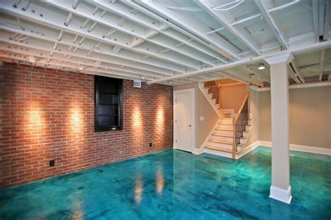 lake house contemporary basement nashville by jac