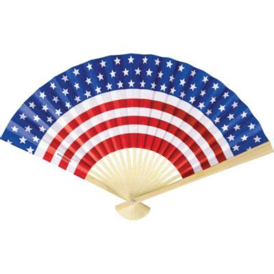 paper fans party city patriotic paper fan 9in x 12 1 2in party city