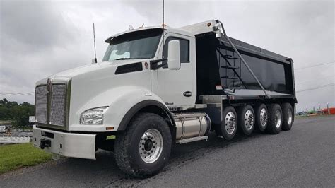 kenworth t880 for sale kenworth t880 dump trucks for sale used trucks on