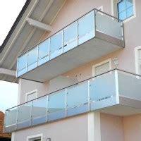Balkon Sichtschutz Glas 344 by Balkongel 228 Nder Balkongel 228 Nder Edelstahl V2a
