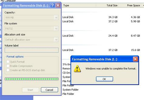 cannot format hard drive quit any disk utilities windows cannot format this drive postalda