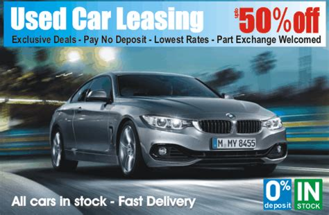 car leasing car leasing deals no deposit or bad credit