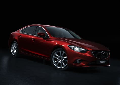 all mazda all new mazda 6 officially unveiled autoevolution