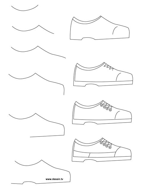 Drawing Shoes