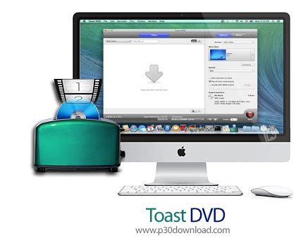 Toast Dvd V2 1 Macosx A2z P30 Download Full Softwares Games Toast Dvd Menu Templates