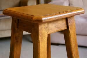 Solid Oak Bar Stools Pierson Solid Oak Bar Stools 80cm Pair
