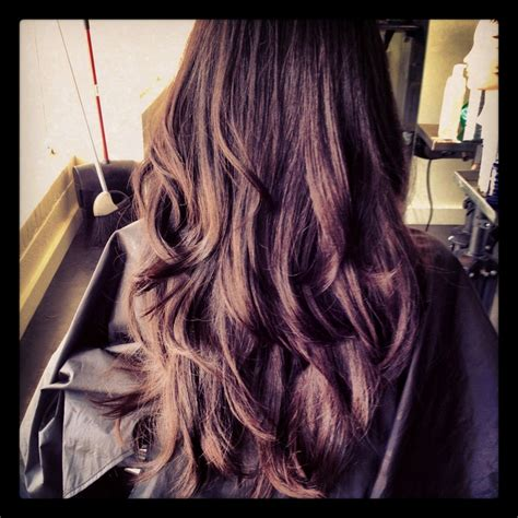 blow drying layered hair for fullness 26 best images about round layers on pinterest full hair