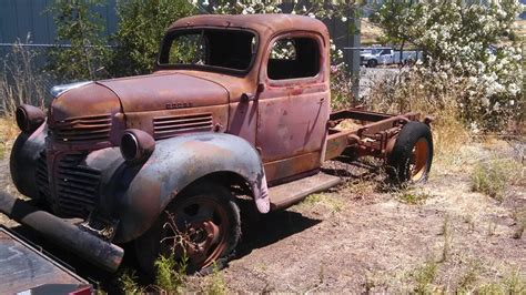 1939 dodge truck parts 1939 1947 dodge truck parting out the h a m b