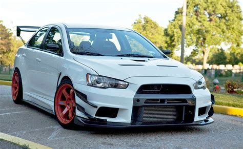 mitsubishi evo modded the real jdm