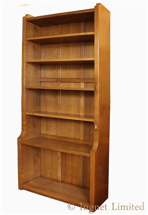 robert mouseman thompson 6 ft bookcases ingnet