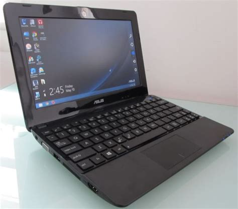 Laptop Asus Eeepc 1015e asus 1015e review 10 inch notebook with a celeron 847 cpu liliputing