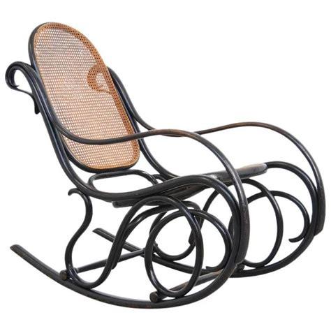 original rocking chair  michael thonet  gebruder thonet  stdibs