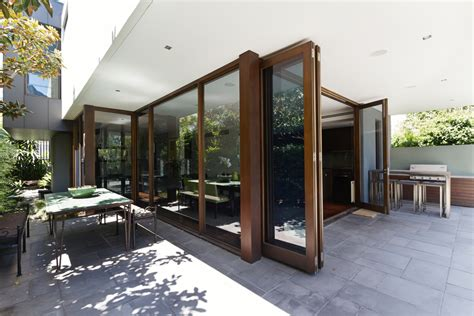 Patio Bi Folding Doors Fold And Slide Patio Doors Benefits Of Bi Fold And Lift And Slide Patio Door Designs In