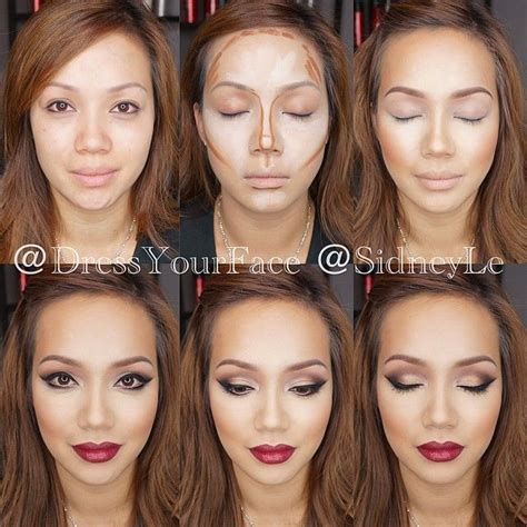 contouring tutorial instagram 1000 ideas about face contouring on pinterest contour