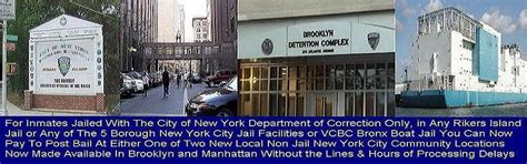 Can You Visit New York With A Criminal Record Rikers Island Nyc Inmates Pay To Post A Bail Website