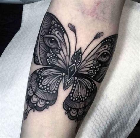 55 hermosos tatuajes de mariposas y su significado