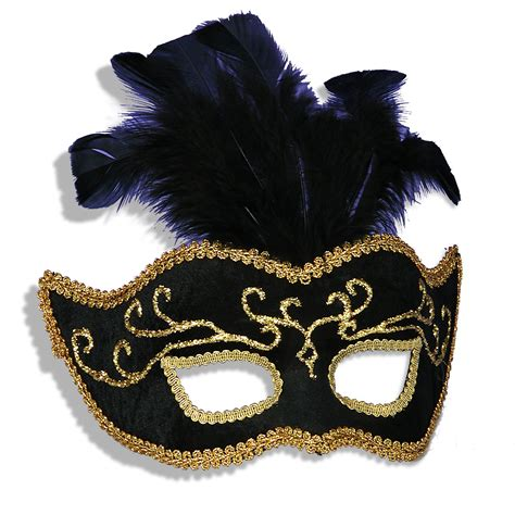 Masker Gold masquerade masks going kookies with a glass of milk half empty