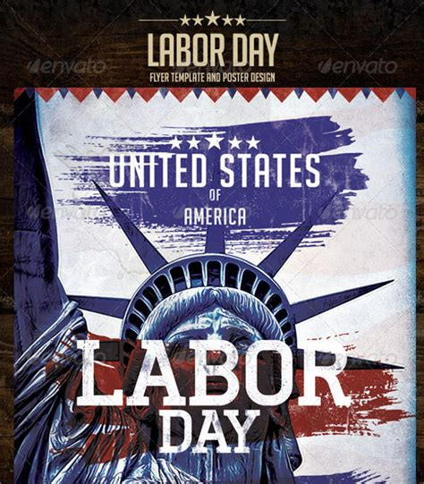 12 Labour Day Flyer Templates Sle Templates 12 Days Of Flyer Template