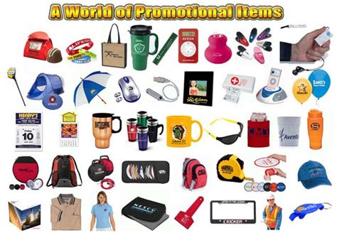 Company Giveaways With Logo - 9 ways promotional products that work for your business choice printed products