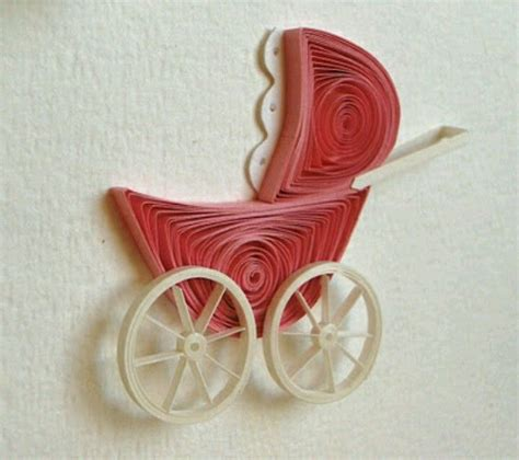 Origami Baby Carriage - the world s catalog of ideas