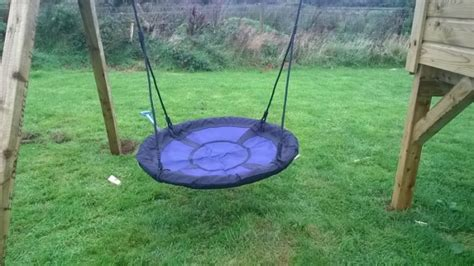 nest swings playhouse with swings slide and nest swing for sale in