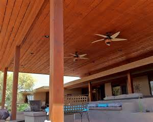 Patio Covers With Ceiling Fans Landscaping Tucson Photo Gallery Kmac Landscaping