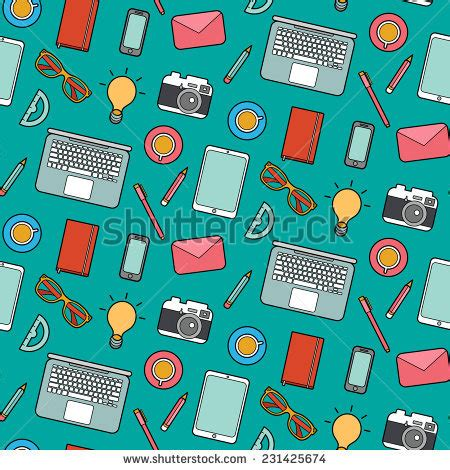 svg pattern processing vector seamless pattern business meeting brainstorming