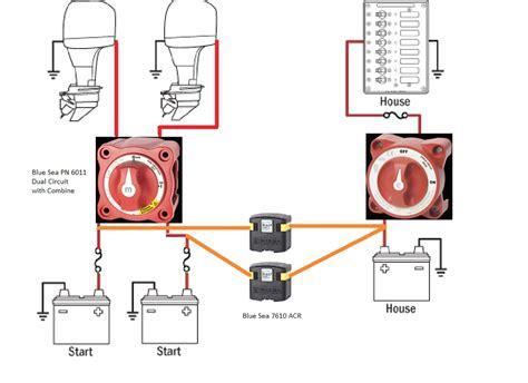 boat dual battery switch wiring diagram webtor