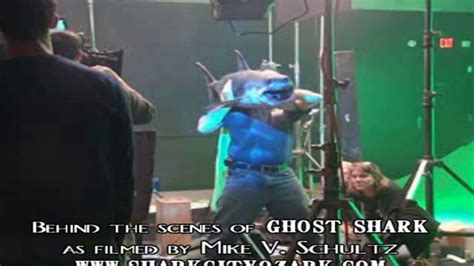 film ghost shark youtube ghost shark behind the scenes with mike v schultz youtube