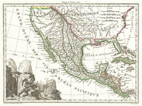 mexico texas map mexico on mexico aztec and mexico city