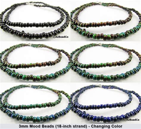 bead company arizona bead company mood 3mm 18 inch strand
