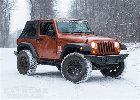 jeep wrangler snow types of jeep wrangler tops how to care for them
