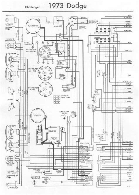 dodge challenger wiring diagram dodge automotive wiring