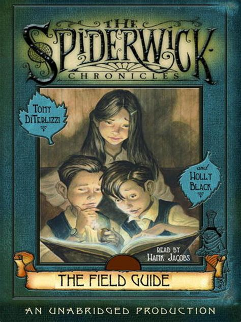 Just So Happens Graphic Novel Ebooke Book the field guide the spiderwick chronicles book 1 by