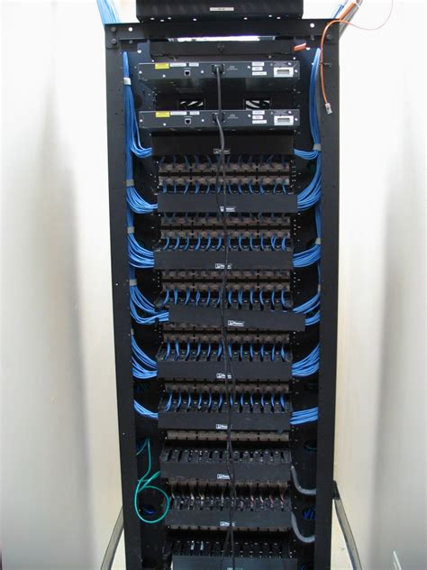 Structured Cabling Cabinet rack cabinet solutions for structured cabling systems md dc va