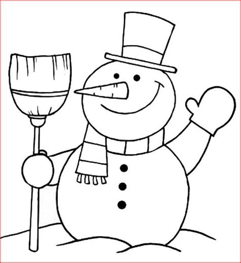 snowman coloring snowman coloring pages sketch coloring page