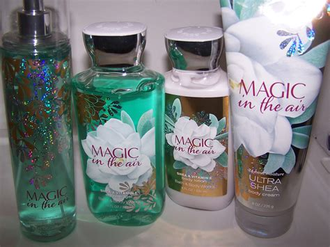 Lotion Bath And Works Magic In The Air 4 pc bath works magic in the air gift set shower