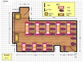 Design Classroom Floor Plan by Draft A Cad Drawing Using Ms Powerpoint Windows Xp
