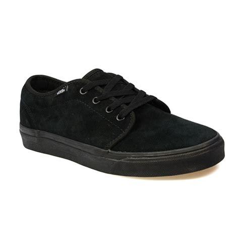 black suede sneakers vans 106 vulcanized mena black suede trainers sneakers