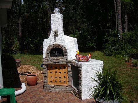 backyard oven outdoor pizza oven pictures