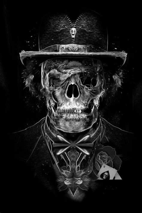 a few new skulls by theskullguy on deviantart the gambler skull skulls grim reaper and illustrations