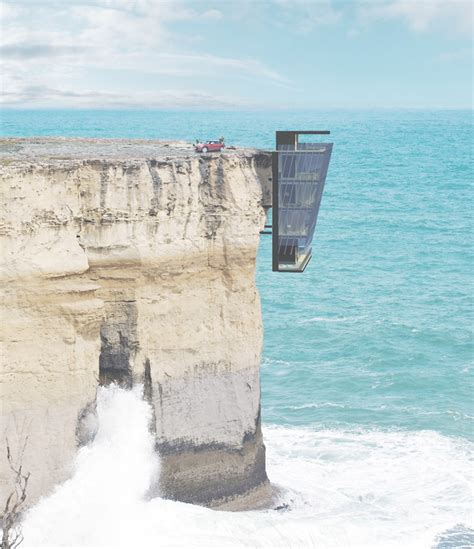 cliff house cliff house by modscape in australia archiscapes