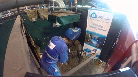 is welding institute welder 6 quot sch40 6g