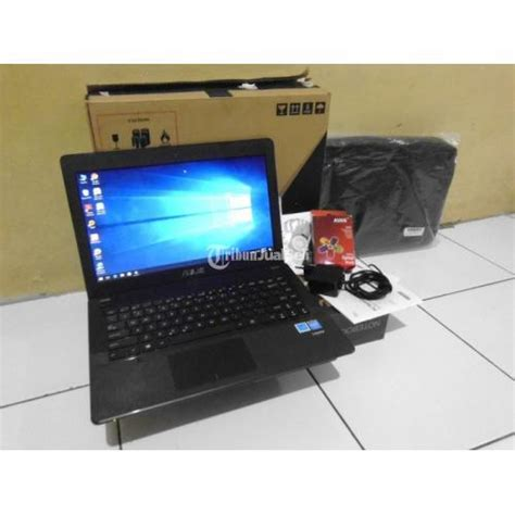 Bekas Asus Z007 Ram 2gb laptop asus x451ma ram 2gb hdd 500gb mulus fungsi normal